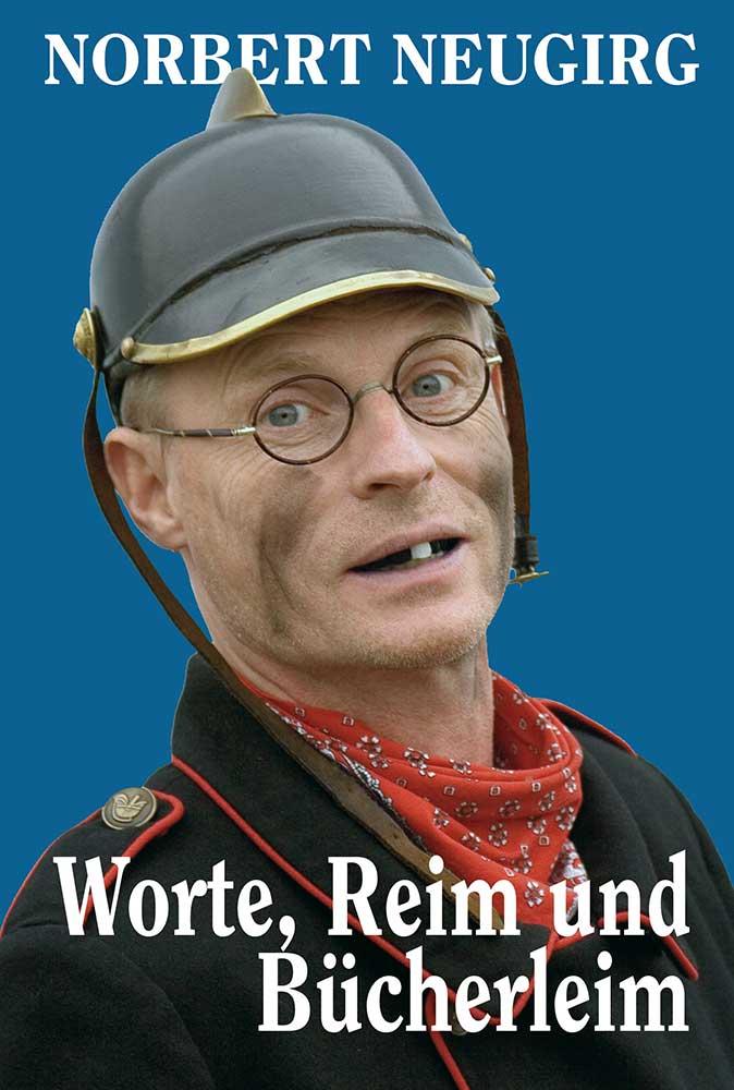 """Buch """"Worte, Reim und Bücherleim"""""""