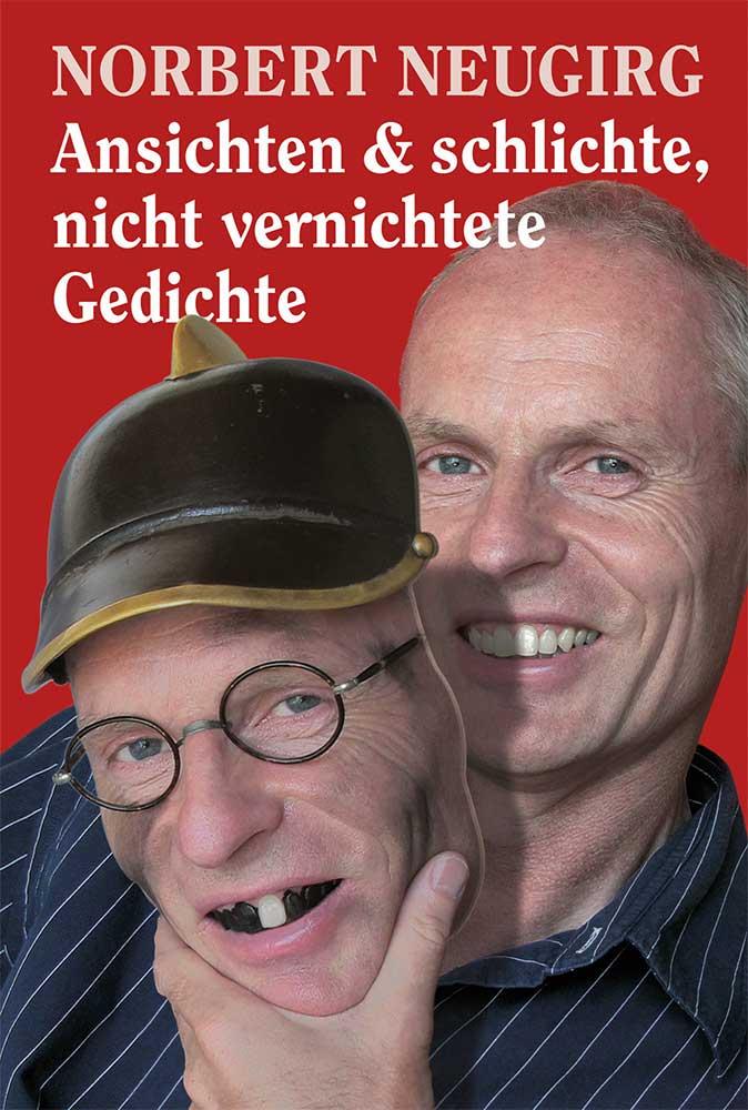 """Buch """"Ansichten & schlichte, nicht vernichtete Gedichte"""""""