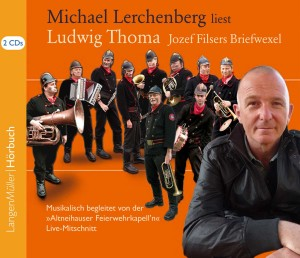 "CD Michael Lerchenberg ""Jozef Filsers Briefwexel"""