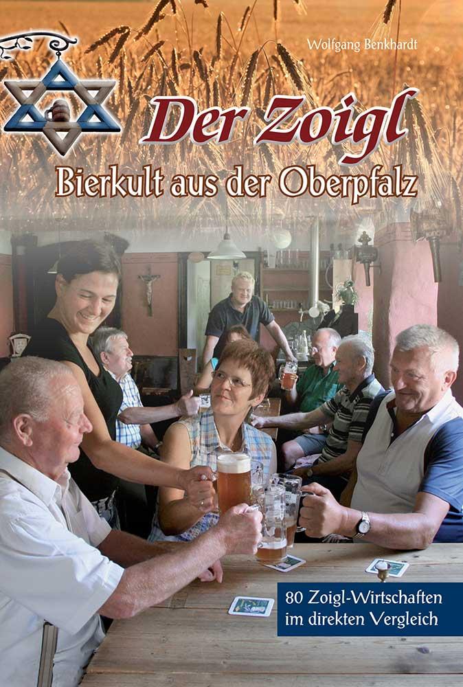 """Buch """"Der Zoigl"""""""