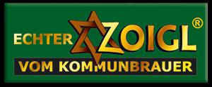 Logo ZOIGL echte Kommunbrauer